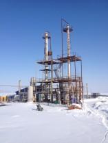 Переработка нефти и газового конденсата